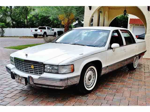 Picture of '93 Fleetwood Brougham - N3RU