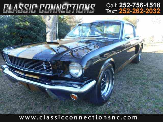 Picture of '66 Mustang - N3S6