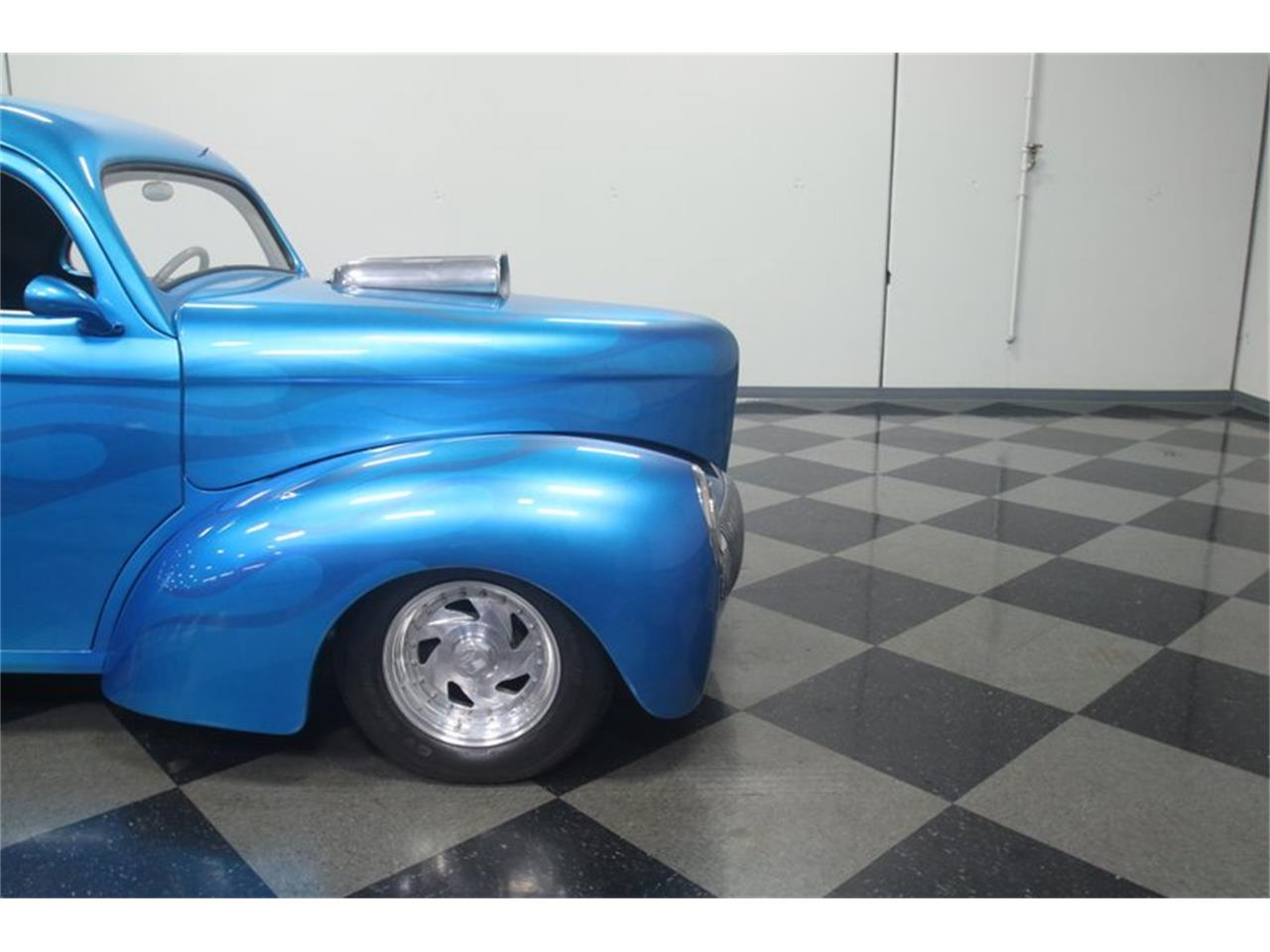Large Picture of '41 Willys Coupe located in Lithia Springs Georgia Offered by Streetside Classics - Atlanta - N3S8
