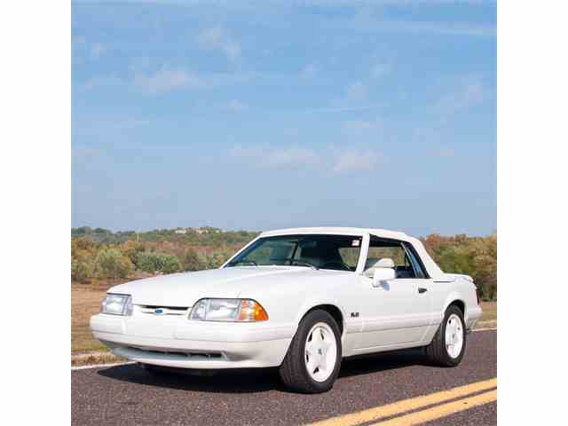 Picture of '93 Mustang - MXMG