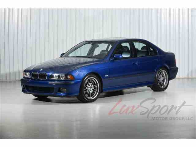 Picture of '01 M5 located in New Hyde Park New York - $45,995.00 - N3T3