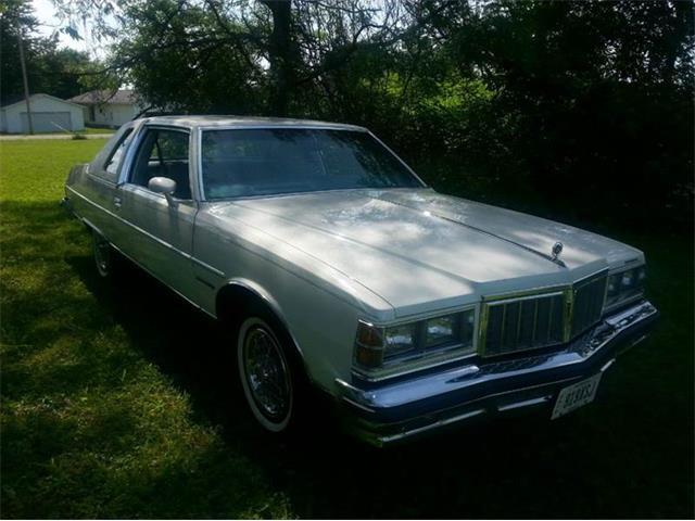 1978 Pontiac Bonneville
