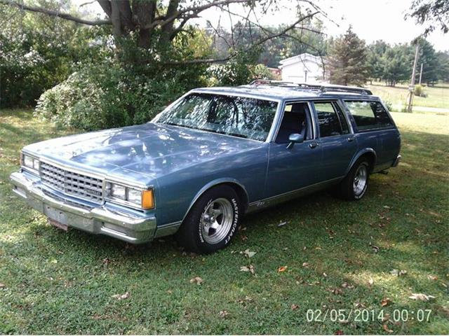 Picture of '84 Caprice - N3TH