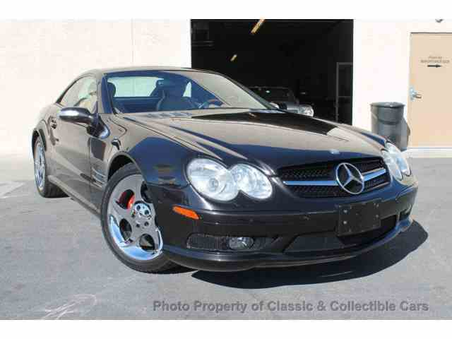 Picture of 2004 Mercedes-Benz SL-Class Offered by Classic and Collectible Cars - N3TO