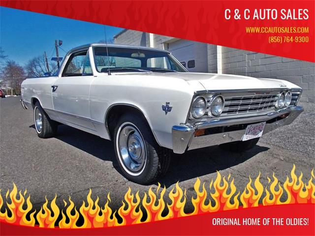 Picture of Classic '67 El Camino located in Riverside New Jersey - $16,900.00 Offered by  - N3TT