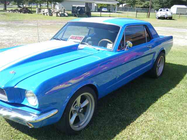 Picture of '65 Mustang - N3TZ
