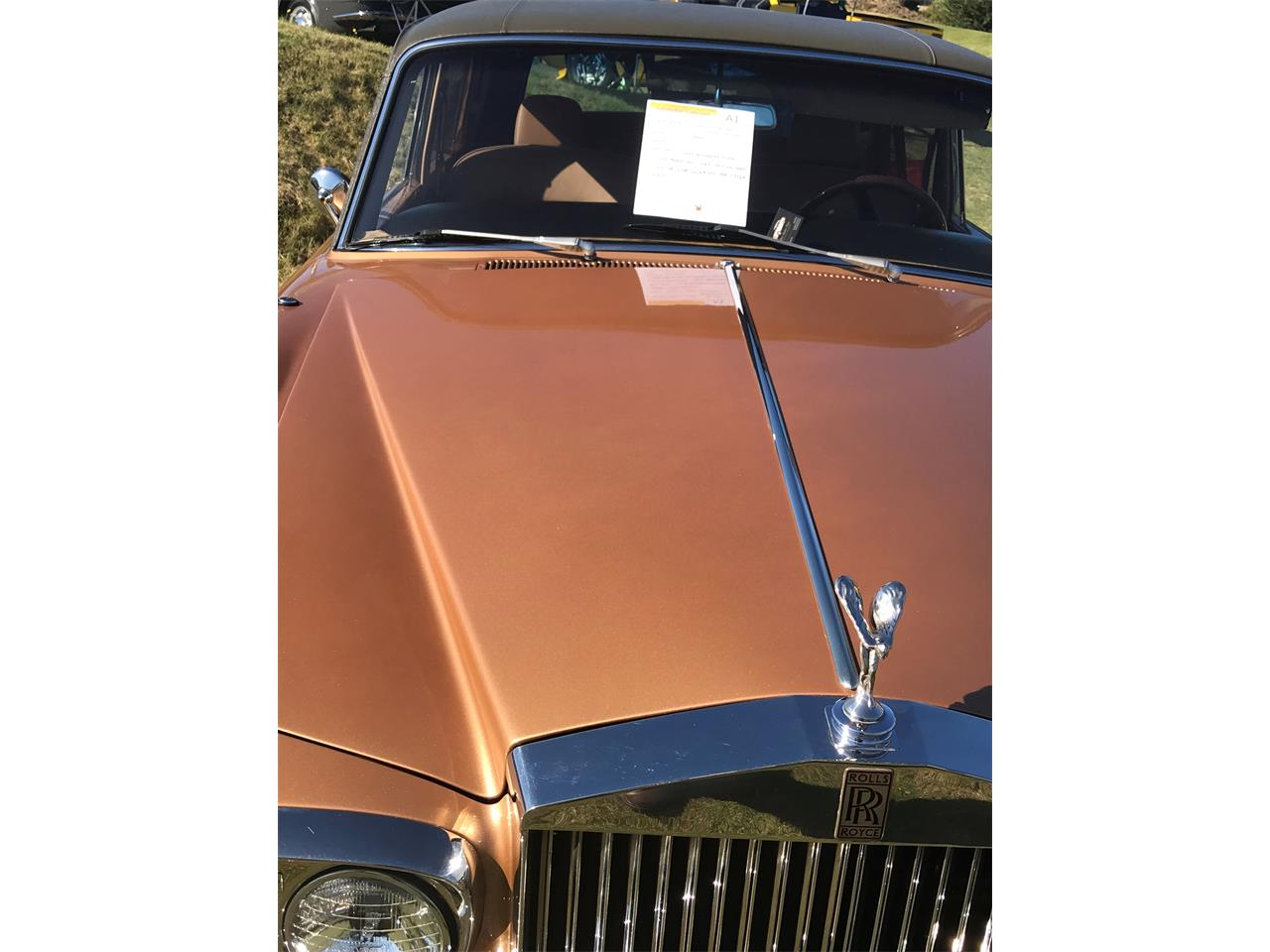 Large Picture of Classic 1972 Silver Shadow located in Paso Robles California - $20,000.00 Offered by a Private Seller - N3UC