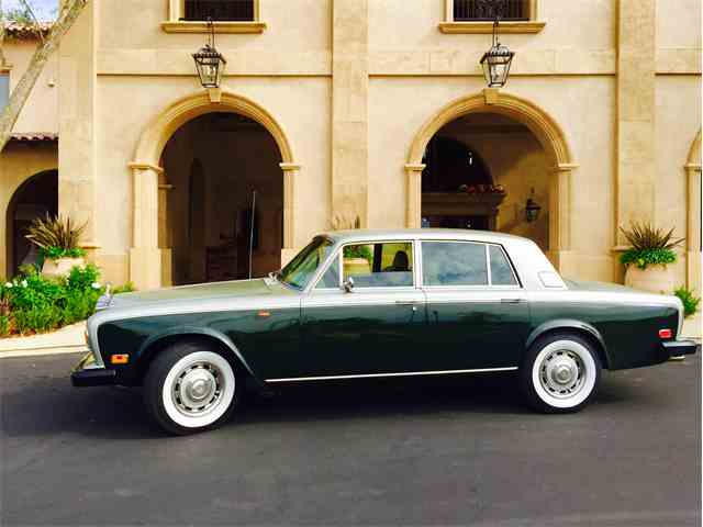 Picture of 1976 Rolls-Royce Silver Shadow located in Paso Robles California - N3UF