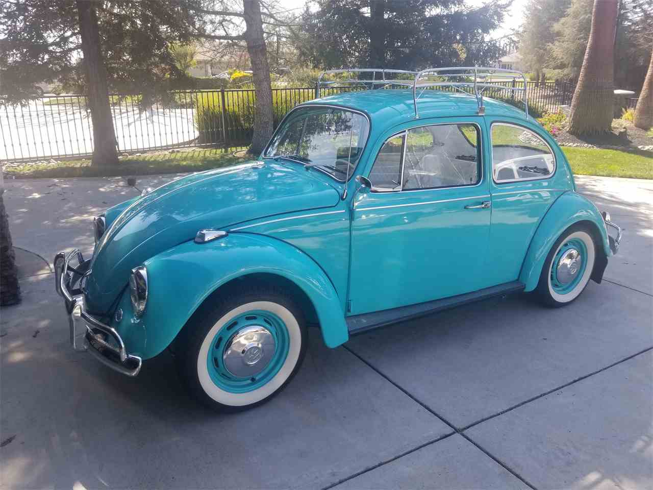 Large Picture of '67 Beetle - N3UP