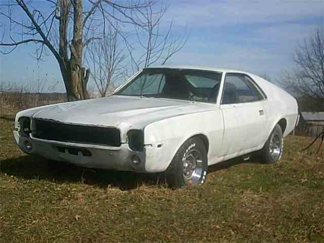 Picture of Classic '68 AMX located in Grant Alabama - $8,000.00 - N3V2