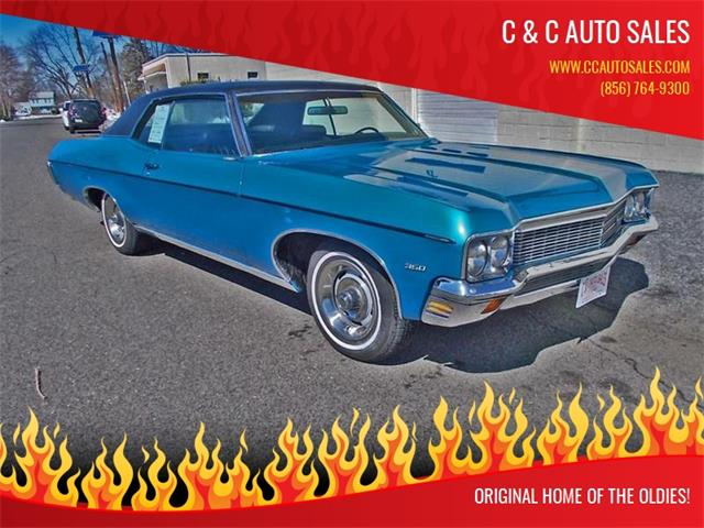 Picture of 1970 Chevrolet Impala located in Riverside New Jersey - N3W8
