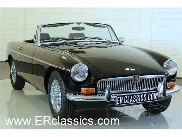 Picture of '72 MGB - N3WB