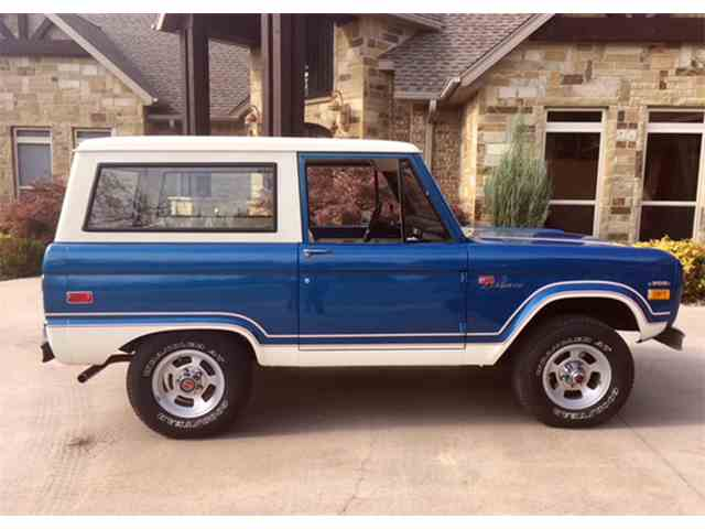 1960 To 1985 Ford Bronco For Sale On ClassicCars.com