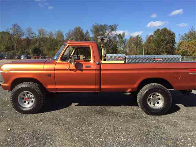 Picture of '73 F250 - N3WO