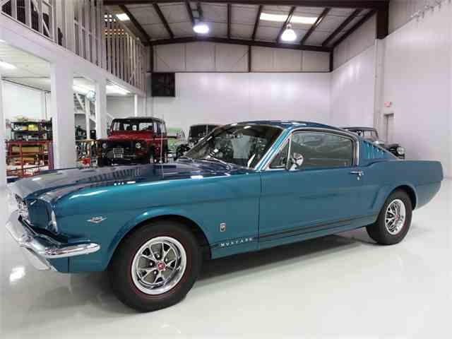 Picture of '65 Mustang - N3WX
