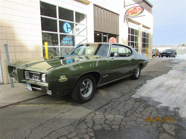 Picture of '69 GTO (The Judge) - N3XH