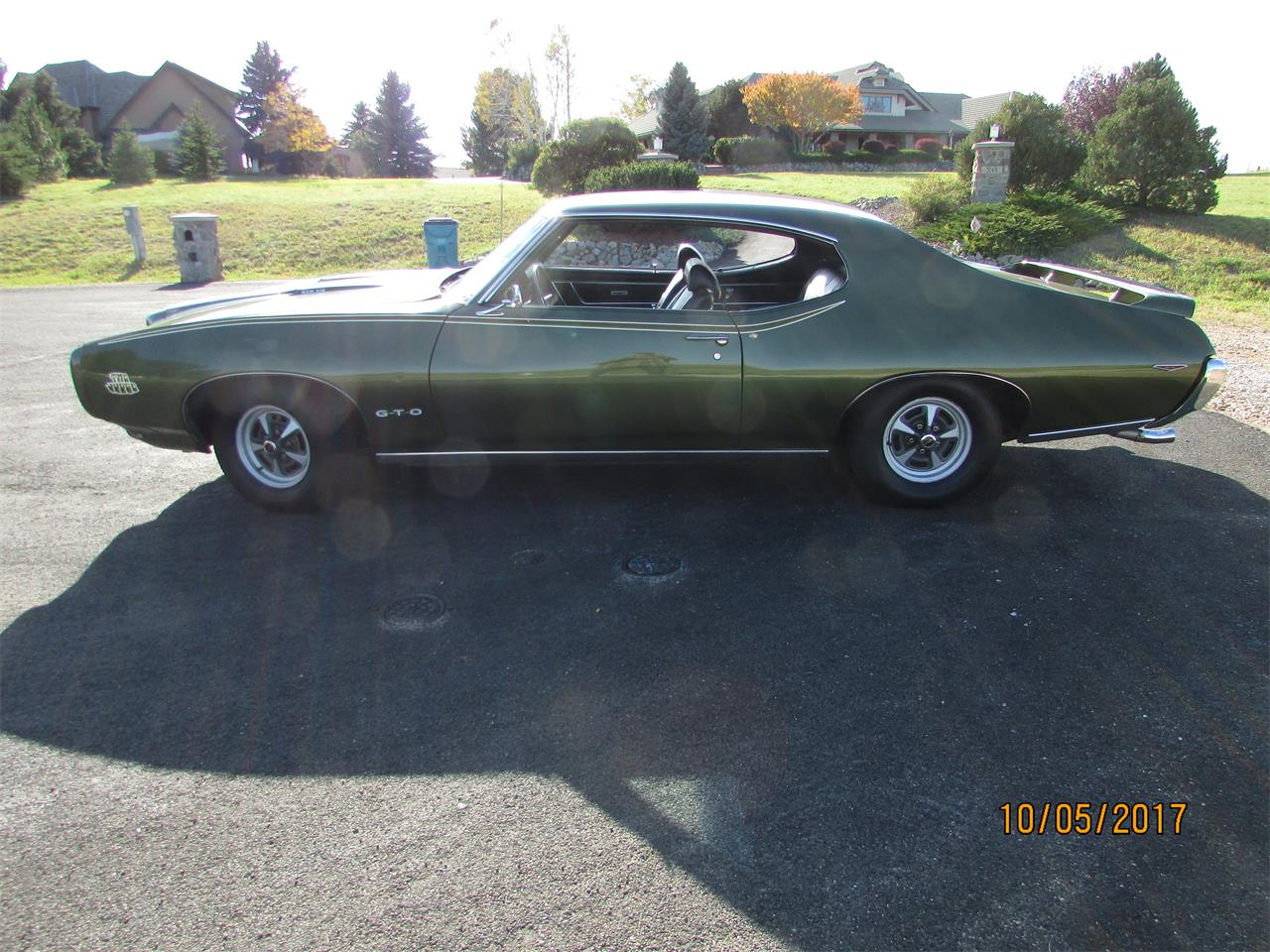 Large Picture of 1969 Pontiac GTO (The Judge) located in Colorado Offered by a Private Seller - N3XH