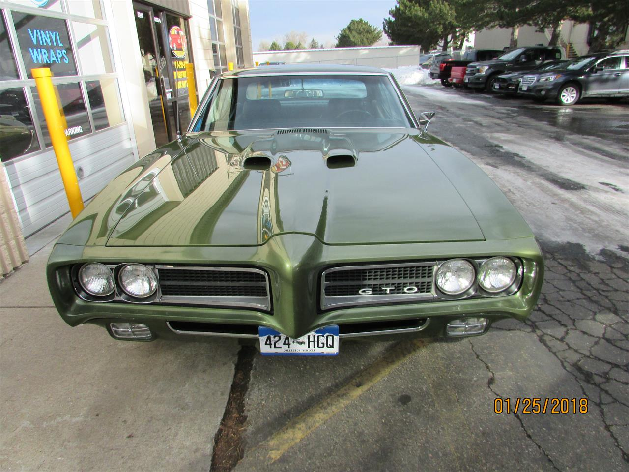 Large Picture of '69 Pontiac GTO (The Judge) - $64,900.00 - N3XH