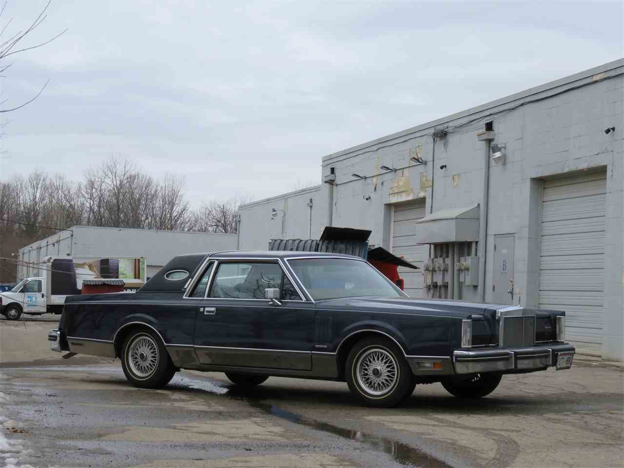 1982 Lincoln Continental for Sale | ClicCars.com | CC-1078190
