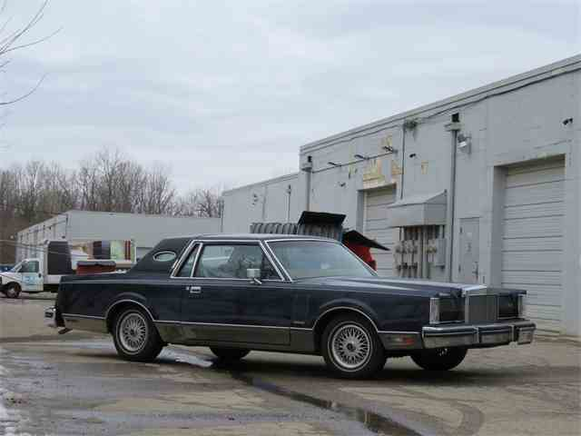 Picture of '82 Continental - N3XQ