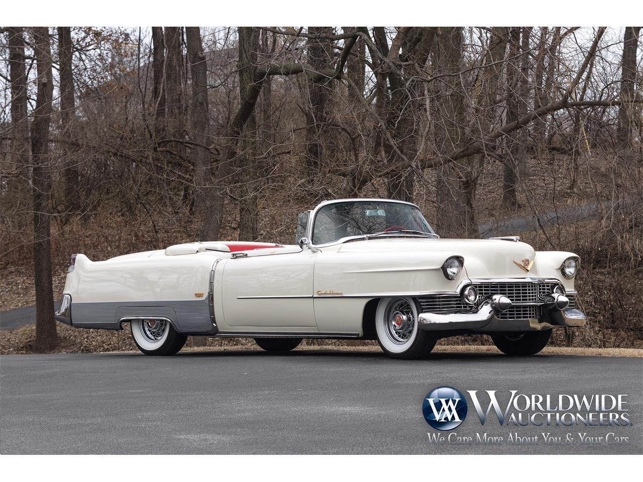 1954 Cadillac Eldorado For Sale Cc 1078200 El Dorado Large Picture Of 54 N3y0