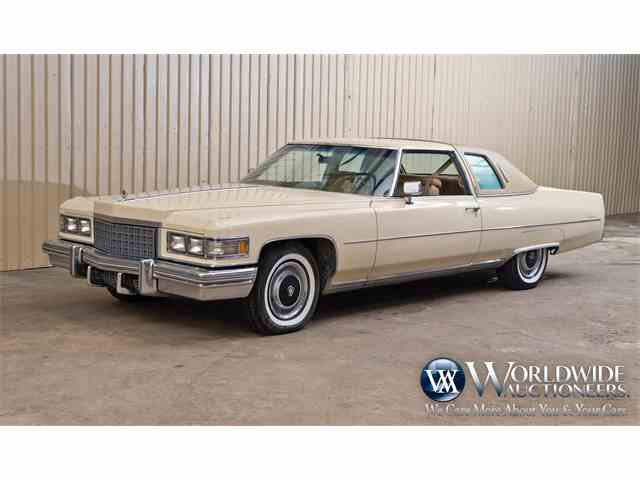 Picture of '76 Coupe DeVille - N3YC