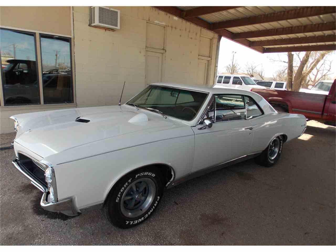 1967 Pontiac GTO for Sale   ClassicCars.com   CC-1070822