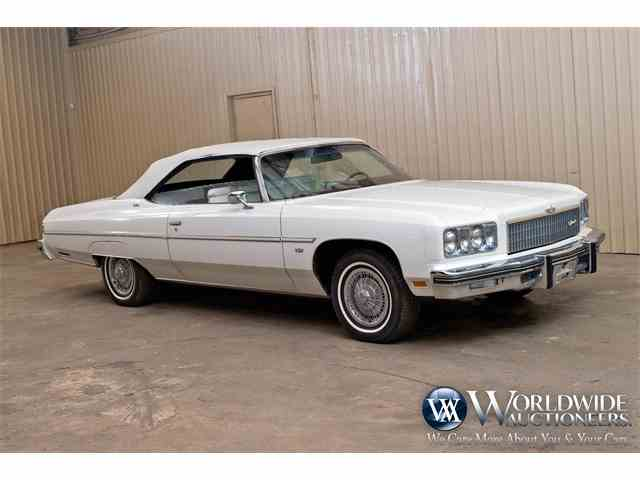 Picture of '75 Caprice - N3YO