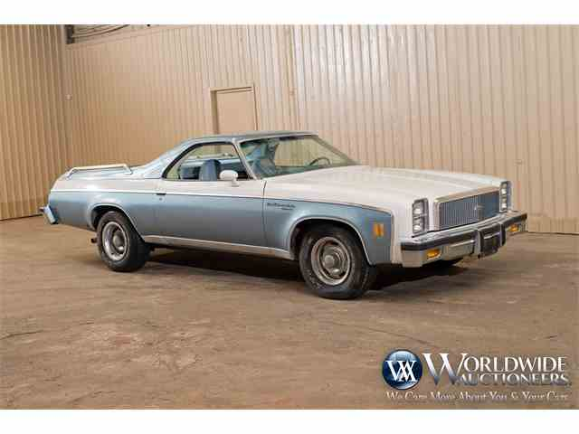 Picture of '77 El Camino - N3YQ