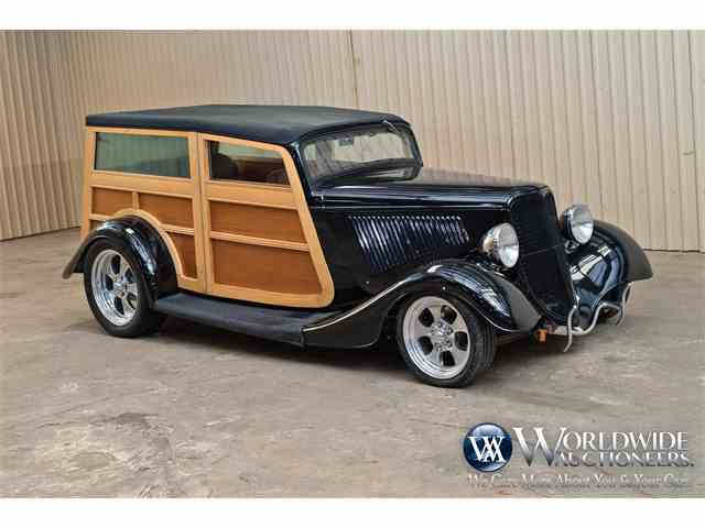 Picture of '33 Woody Wagon - N3Z4