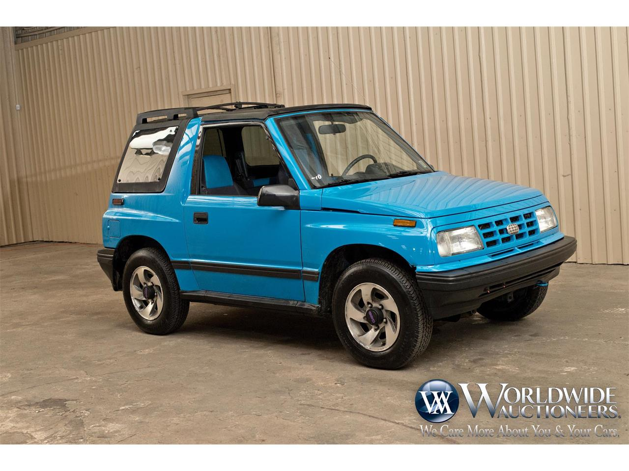 1992 Geo Tracker For Sale