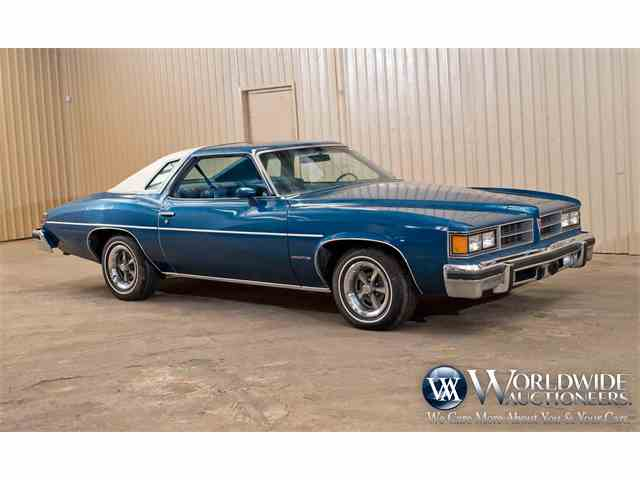 1974 to 1976 pontiac lemans for sale on. Black Bedroom Furniture Sets. Home Design Ideas
