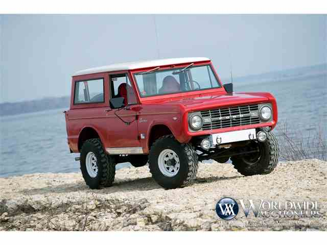 Picture of '66 Bronco - N40A