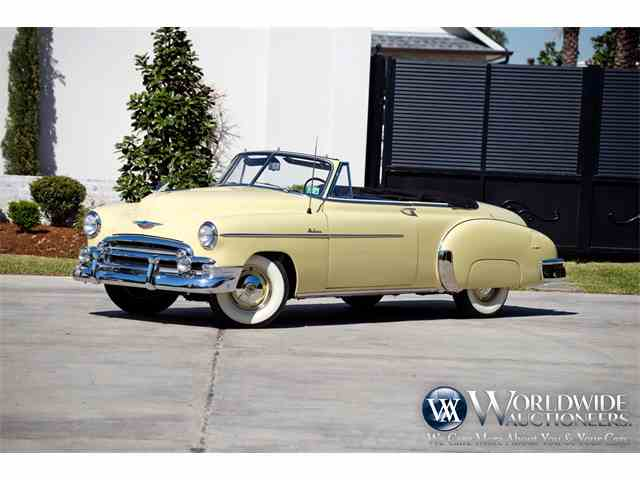 Picture of '50 Styleline Deluxe - N40E