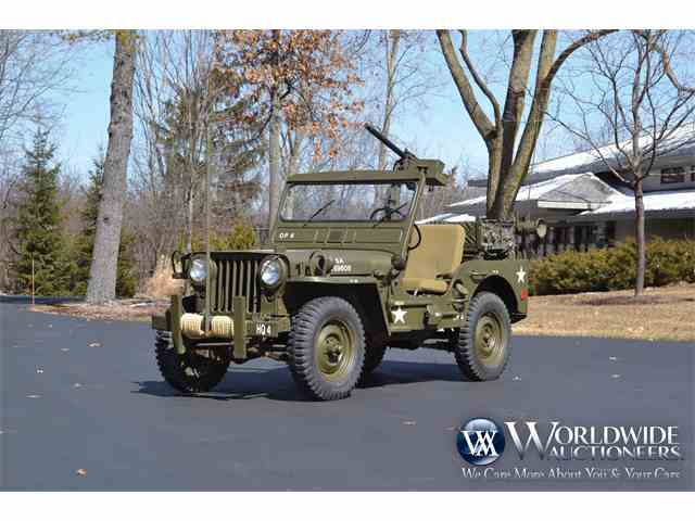 Picture of '51 M38 Military Jeep - N40G