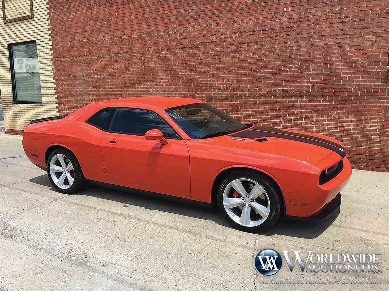 2008 dodge challenger srt8 limited edition for sale cc 1078293. Black Bedroom Furniture Sets. Home Design Ideas