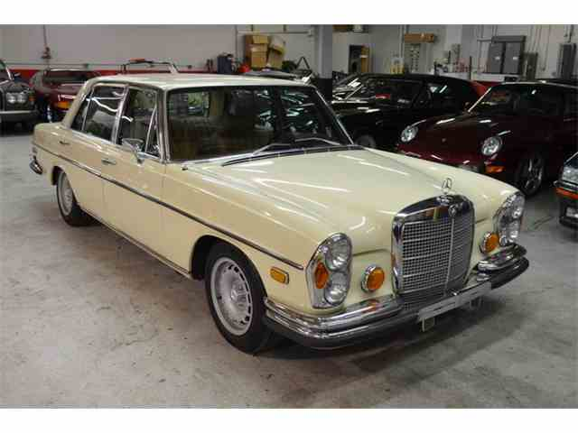 Picture of '71 300SEL - N41D