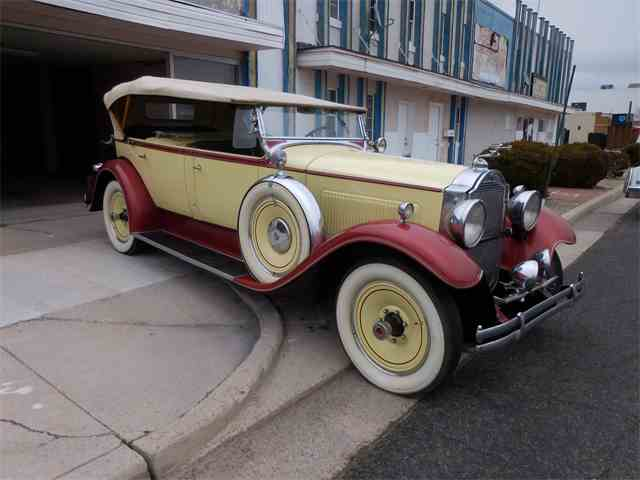 Picture of Classic 1930 Custom Eight located in Salt Lake City Utah - N41F