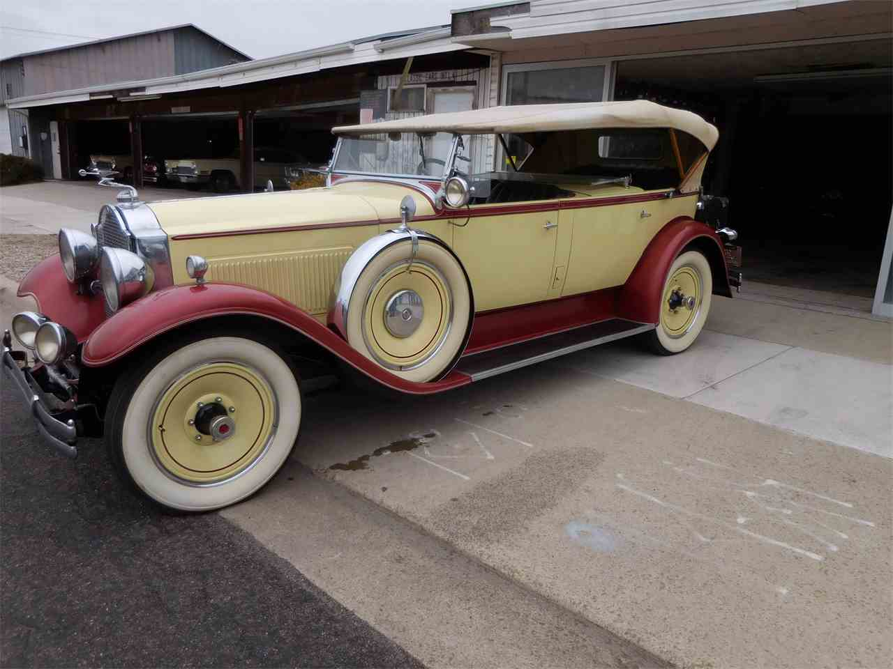 Large Picture of '30 Custom Eight - N41F