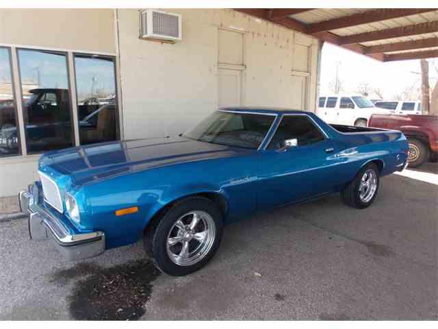 Picture of '73 Ranchero - MY9E