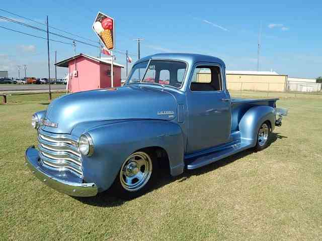 Picture of '50 Chevrolet Pickup - $37,500.00 - N42Q