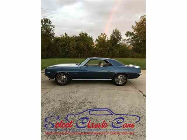 Picture of '69 Camaro - N435