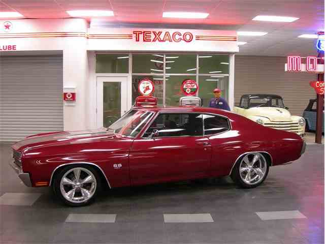 Picture of Classic '70 Chevrolet Chevelle - $69,995.00 - N43B