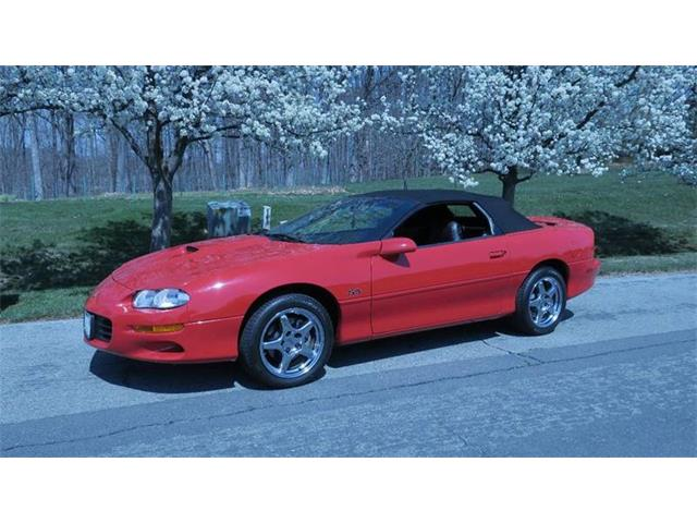 Picture of '00 Camaro - N44B