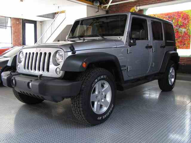 Picture of '15 Wrangler - N44C