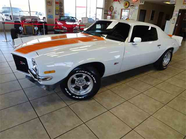 Picture of '72 Chevrolet Camaro - $24,997.00 Offered by Thiel Motor Sales Inc. - N44O