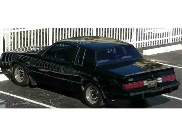 Picture of '87 Buick Grand National - N44W