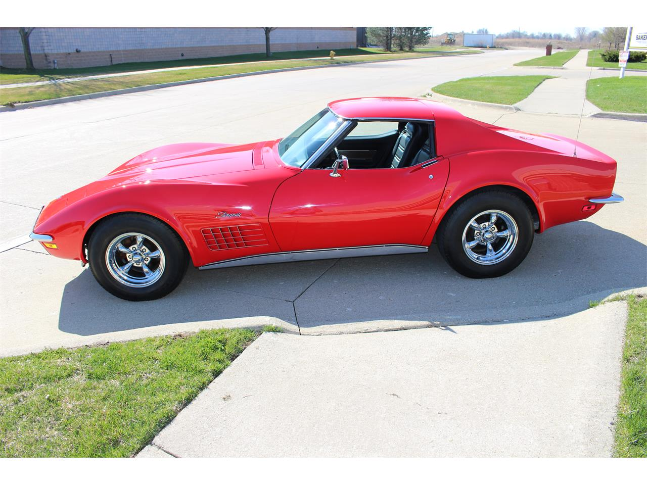 Large Picture of '71 Corvette - N453