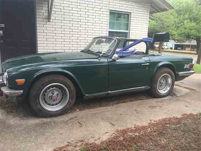 Picture of '76 TR6 - N45S