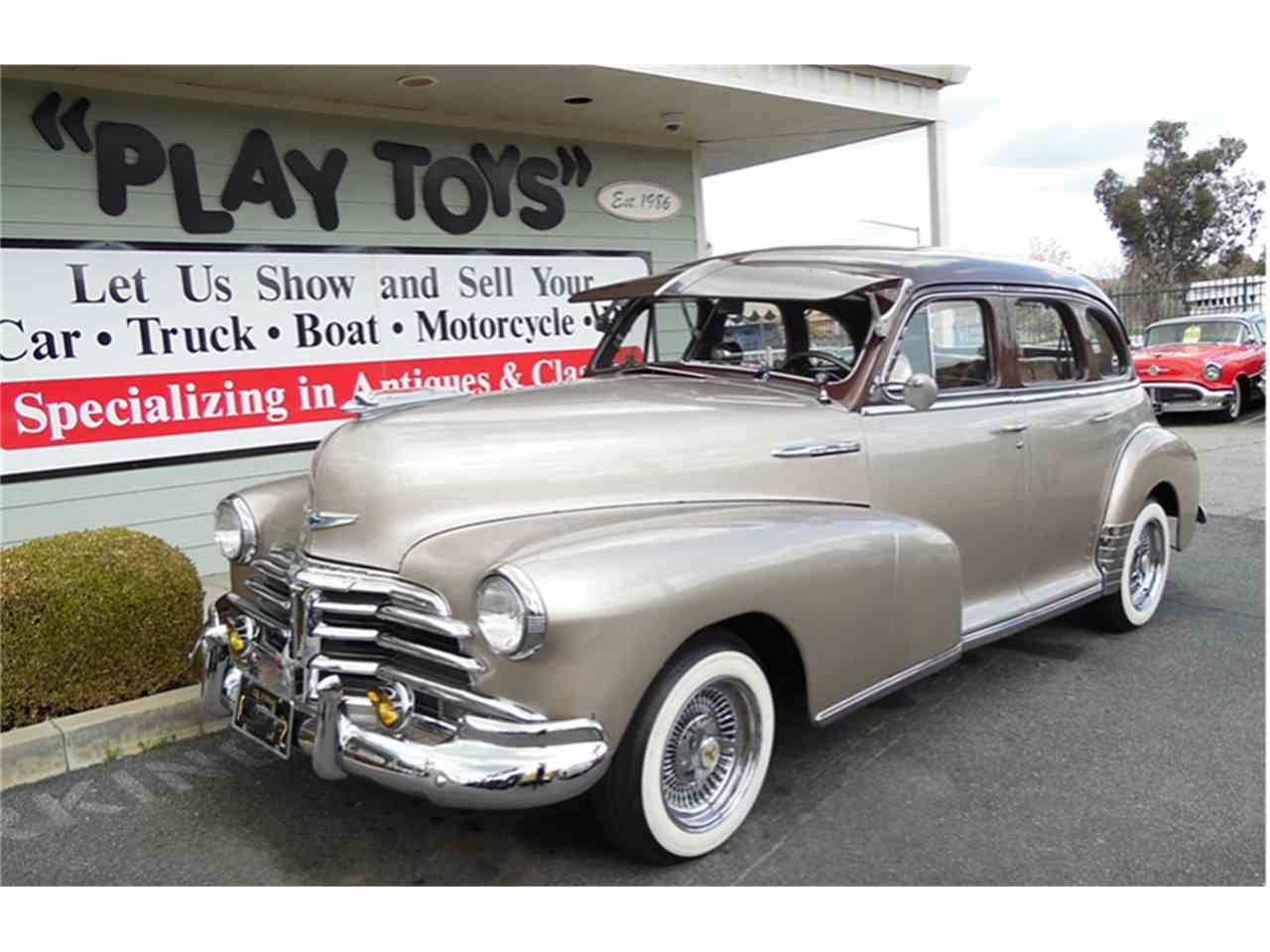 1948 Chevrolet Fleetmaster for Sale | ClassicCars.com | CC-1078489